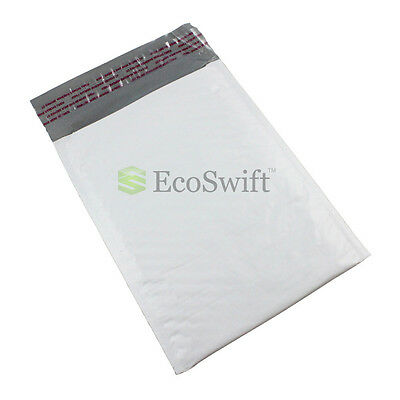 "1-15000 #000 4x8 ""EcoSwift"" Poly Bubble Padded Envelopes 5 x 8 ~ X-Wide Mailers"