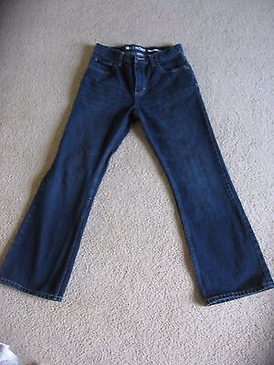 Boys Urban Pipeline Jeans, Relaxed boot cut, size 14 Reg