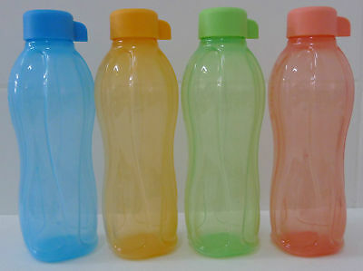 Tupperware H20 Eco Easy Water Drink Bottle 500ml + Free Shipping
