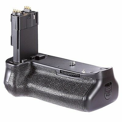 Vertical Battery Grip Holder for Canon EOS 6D DSLR SLR Camera as BG-E13 BGE13