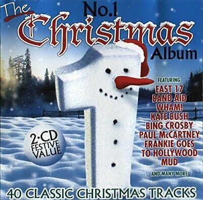Kate Bush - The No.1 Christmas Album: 40 Classic Christma... - Kate Bush CD GLVG