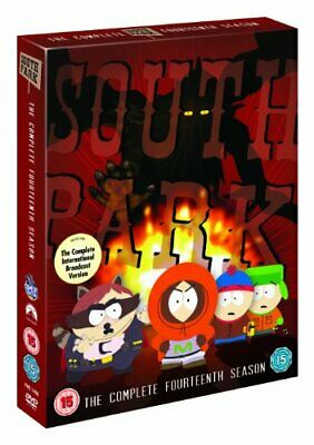 South Park - Season 14 [DVD] - DVD  GMVG The Cheap Fast Free Post