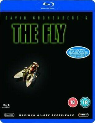 The Fly [Blu-ray] - DVD  24VG The Cheap Fast Free Post