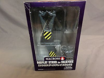 Macross Yamato Valkyrie Launch Arm Stand Display 1/60 Grey in USA