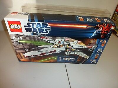 lego star wars x-wing starfighter 9493 new sealed inc box protector