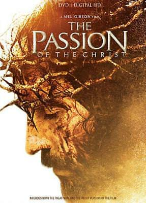 The Passion Of The Christ New Dvd