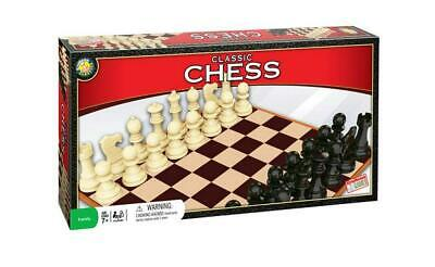 Classic Chess Board Game - Endless Games Free Shipping!