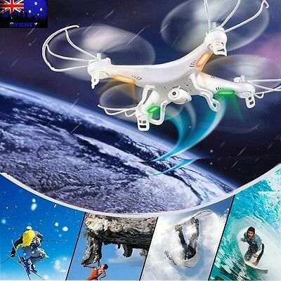 White X5C Wifi FPV 2.4Ghz 4CH RC Drone Quadcopter with HD Camera RTF 6-axis TT