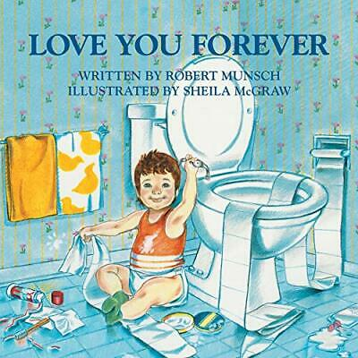 Love You Forever by Munsch, Robert Paperback Book The Cheap Fast Free Post