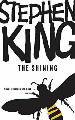 The Shining, King, Stephen Paperback Book The Cheap Fast Free Post