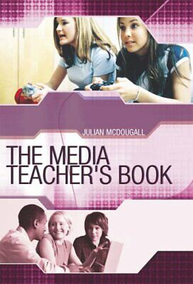 The Media Teacher's Book by McDougall, Julian Paperback Book The Cheap Fast Free