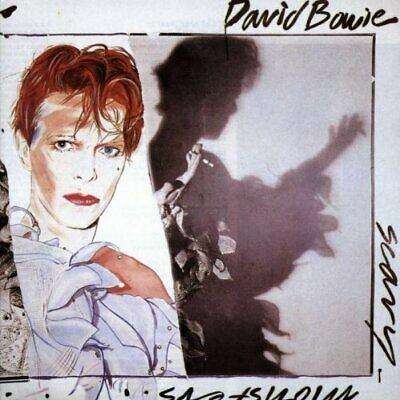 David Bowie - Scary Monsters - David Bowie CD GEVG The Cheap Fast Free Post The