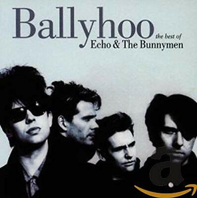Echo And The Bunnymen - Ballyhoo: The Best of... - Echo And The Bunnymen CD FMVG