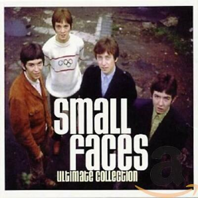 Small Faces - Ultimate Collection - Small Faces CD PQVG The Cheap Fast Free Post
