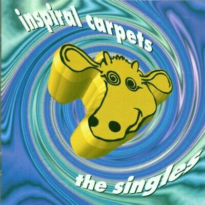 Inspiral Carpets - The Singles - Inspiral Carpets CD KSVG The Cheap Fast Free