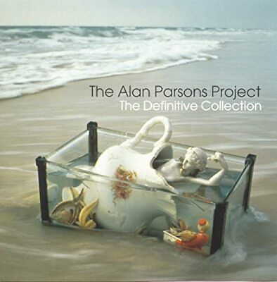 Alan Parsons Project - The Definitive Collecti... - Alan Parsons Project CD 6RVG