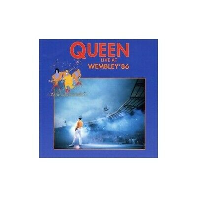 Queen - Live at Wembley 1986 - Queen CD IPVG The Cheap Fast Free Post The Cheap