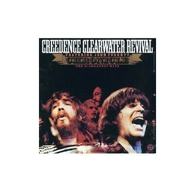 Creedence Clearwater Revival - Chronic... - Creedence Clearwater Revival CD WEVG