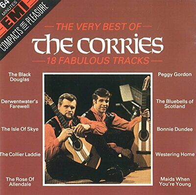 The Very Best of the Corries -  CD B5VG The Cheap Fast Free Post The Cheap Fast