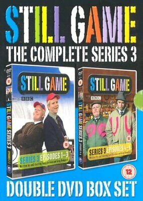 Still Game: Series 3 [DVD] [2002] - DVD  KAVG The Cheap Fast Free Post