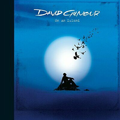 David Gilmour - On An Island - David Gilmour CD 9SVG The Cheap Fast Free Post