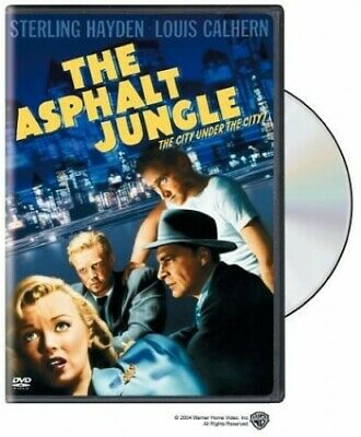 The Asphalt Jungle [1950] [DVD] - DVD  LEVG The Cheap Fast Free Post