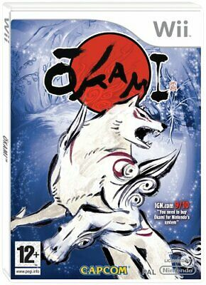 Okami (Wii) - Game  TYVG The Cheap Fast Free Post