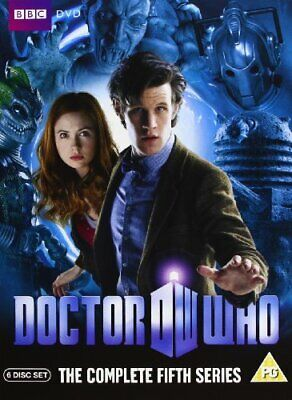 Doctor Who -- The Complete Series 5 [DVD] - DVD  2OVG The Cheap Fast Free Post