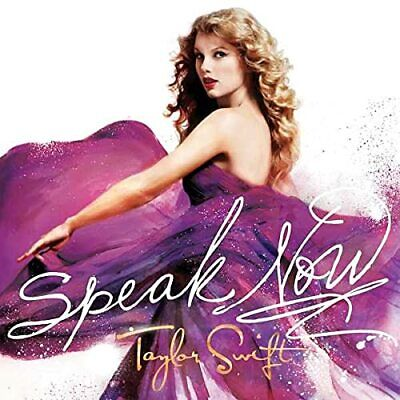 Taylor Swift - Speak Now - Taylor Swift CD Q6VG The Cheap Fast Free Post The