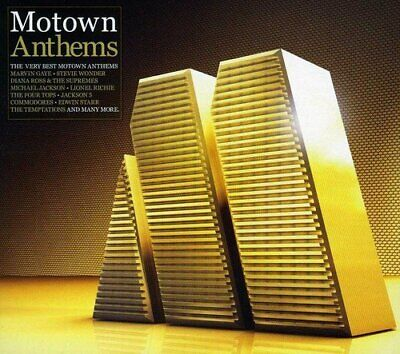 Various Artists - Motown Anthems - Various Artists CD NSVG The Cheap Fast Free