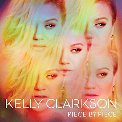 Kelly Clarkson - Piece By Piece - Kelly Clarkson CD 94VG The Cheap Fast Free The