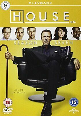 House Season 7 [DVD] - DVD  AAVG The Cheap Fast Free Post