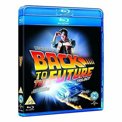Back to the Future Trilogy [Blu-ray] [Region Free] - DVD  08VG The Cheap Fast