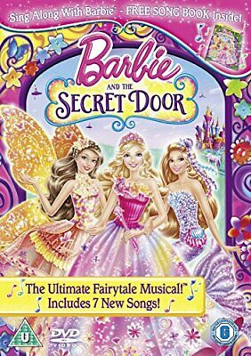 Barbie and the Secret Door (Includes Barbie Songbook) [DVD] - DVD  UAVG The