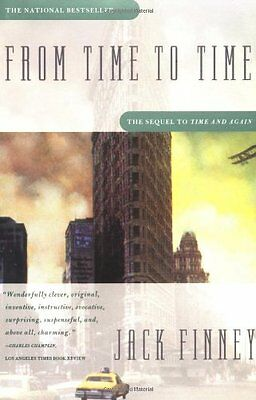 From Time to Time, Finney, Jack Paperback Book The Cheap Fast Free Post