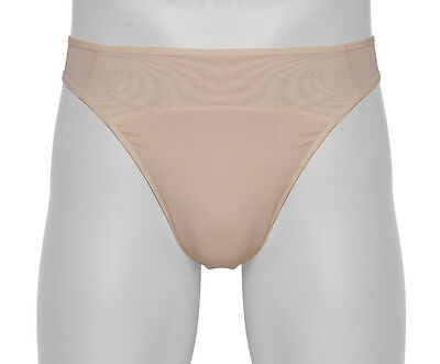 Mens Boys Nude Or Black Dance Ballet Briefs Pants Dance belt Undergarment Katz