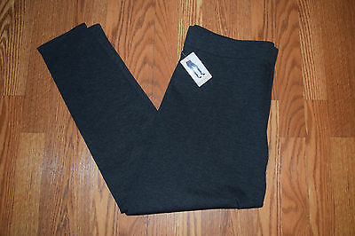 NWT Womens PHILOSOPHY Charcoal Gray Leggings Pants Stretch 2XL XXL