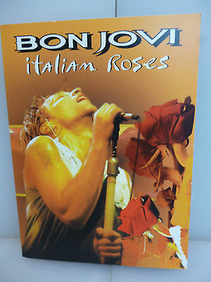 Bon Jovi-Italian Roses. Milan, Italy 1993-Dvd Digipack-New.sealed.
