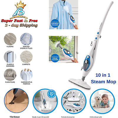 Commercial Floor Cleaner Hard Floor Scrubber Buffer Polisher Cleaning Supplies