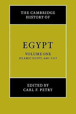 The Cambridge History of Egypt 2 Volume Set by M.W. Daly (English) Hardcover Boo
