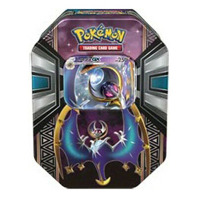 Pokemon TCG Legends of Alola Lunala GX Tin