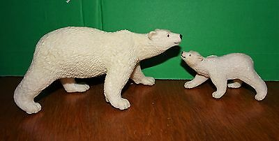 1997 Ltd. Safari Polar Bear & Cub