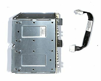 HP DL380 DL385 G6 G7 8 bay w/ cables  496074-001 + 1x 463184-001