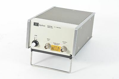 NEW OLD STOCK HP AGILENT 8447D Amplifier 0.1-1300MHz Gain 25dB