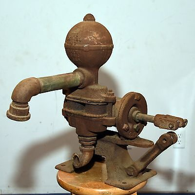 Antique vintage Deming Water Pump steampunk