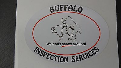 Inspection Oilfield Sticker Decal Drilling Contractor Company oil rig hardhat