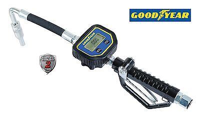 NEW Goodyear 10 Gallon Digital Oil Gun Control Valve pint/qt./L/gal by Goodyear