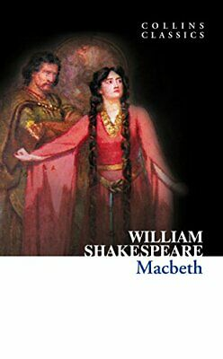 Macbeth (Collins Classics) by Shakespeare, William Paperback Book The Cheap Fast