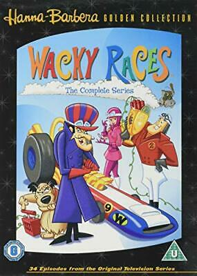 Wacky Races - Wacky Races - Complete Collection [DVD] [2006] - DVD  3SVG The