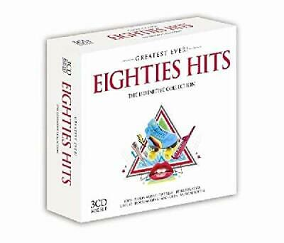 Various - Greatest Ever Eighties Hits - Various CD 4WVG The Cheap Fast Free Post